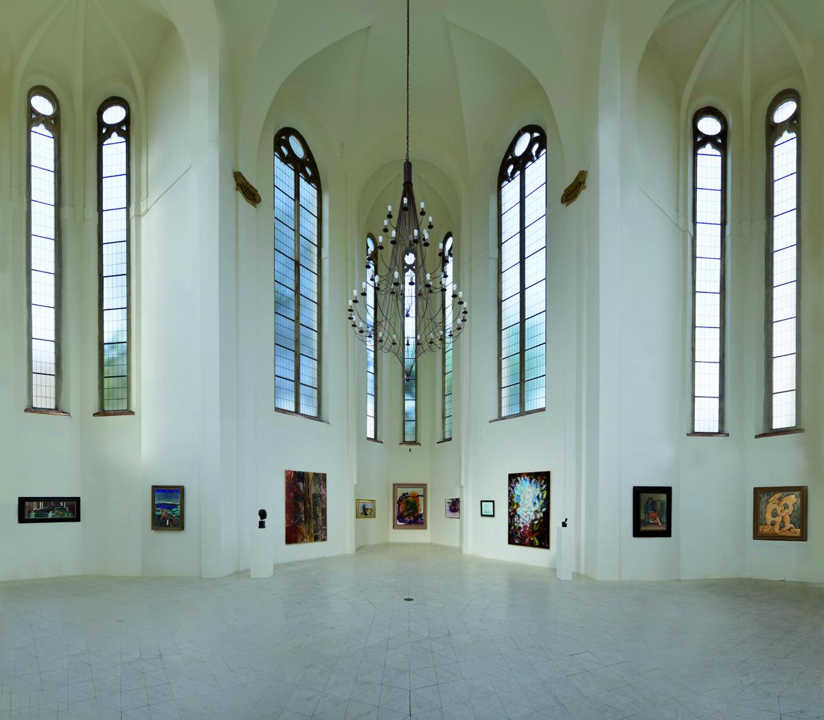 Pohled do galerie Picasso-Kupka-final